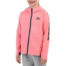 Толстовка классическая детская ANTA W3687708 Розовая