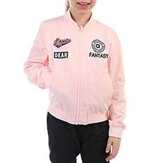 Бомбер детский ANTA W3688648 Розовый