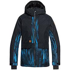 Куртка утепленная детская QUIKSILVER Amb Youth Daphne Blue stellar