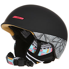Шлем для сноуборда женский Roxy Angie Srt True Black pop Snow