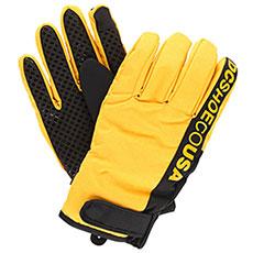 Перчатки сноубордические DC Deadeye Glove Golden Rod
