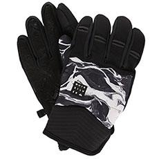 Перчатки сноубордические QUIKSILVER Method Glove White highline