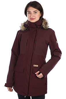 Куртка утепленная женская DC Panoramic Winetasting
