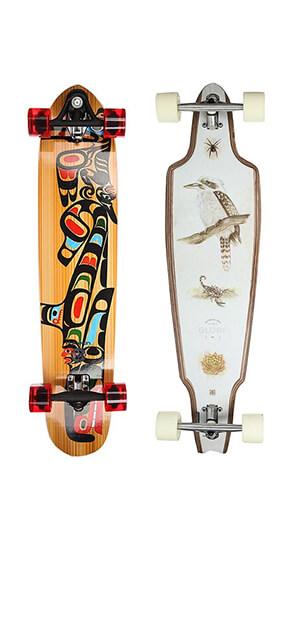 Лонгборды <br />& скейтборды