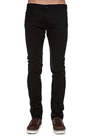 734199f7c1a Купить джинсы узкие мужские зауженные Quiksilver Distortion Over Black M-L  Off Black (KKMPT633-L) в интернет-магазине Proskater.ru