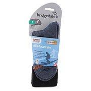 Носки сноубордические Bridgedale All Mountain Black/Gunmetal