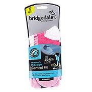 Носки сноубордические женские Bridgedale Midweight Control Fit Raspberry/Pink