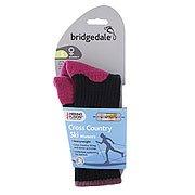 Носки средние женские Bridgedale Cross Country Ski Black