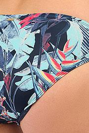 Купальник женский Roxy Prt Ro Es Ha 70 Dress Blues Fantasti