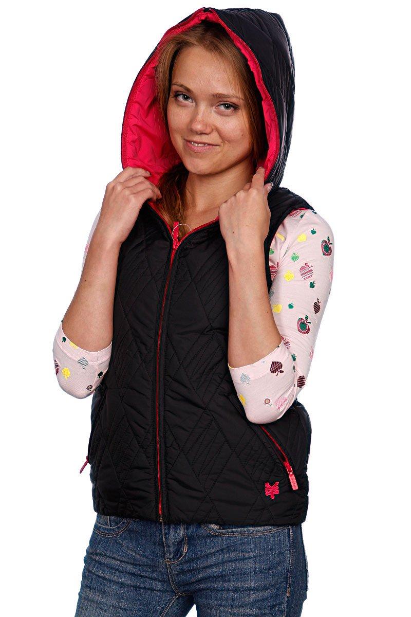 Жилет женский Zoo York Nylon Vest Black