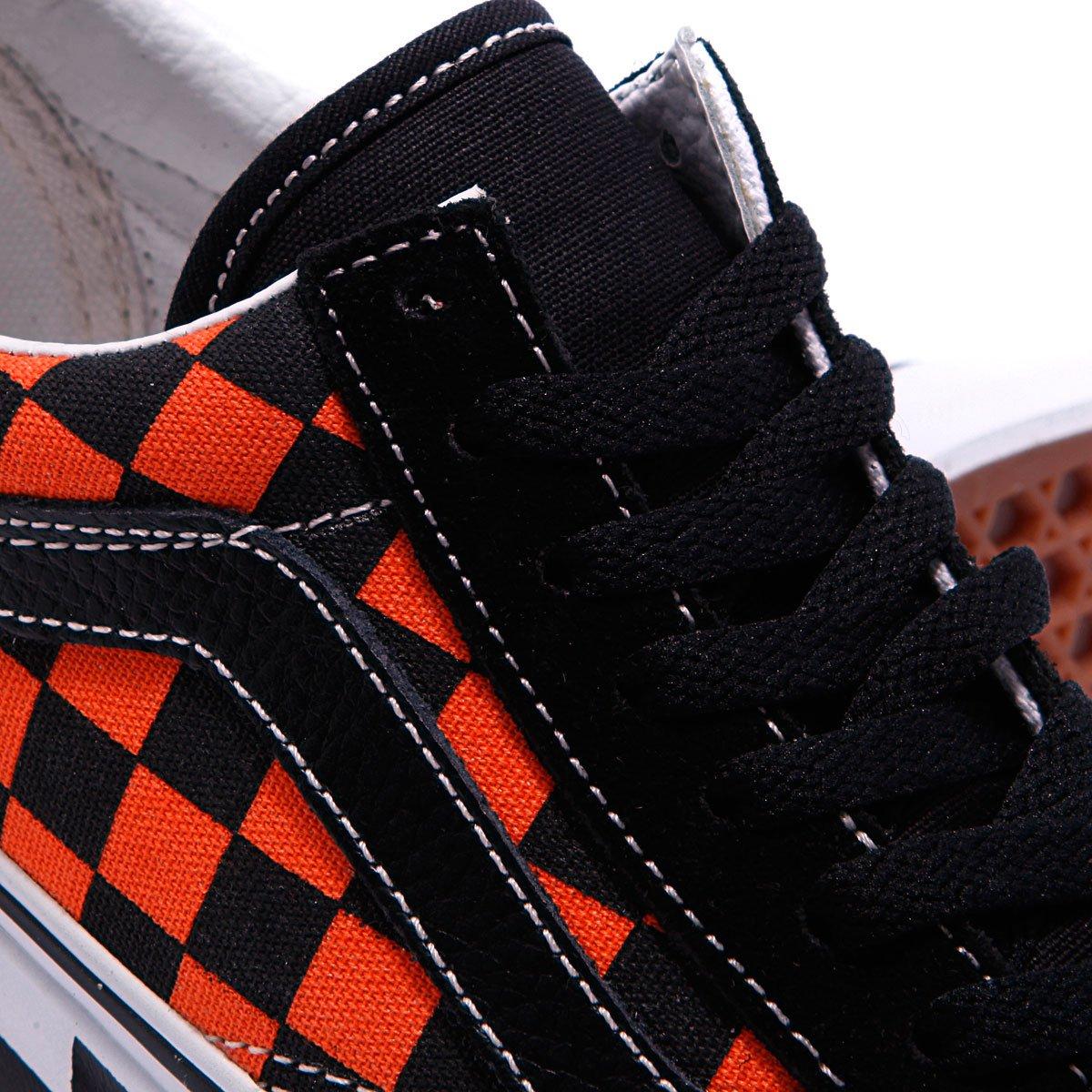 5c3c8139e Купить кеды Vans Old Skool Black/Flame/Snorkel Blue (070711vans151 ...
