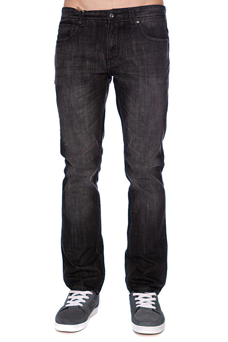 a8df4d4a943 Купить джинсы прямые мужские классические Zoo York Evader Black Two ...