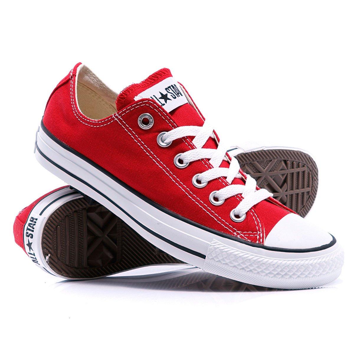 597da0664aec Купить кеды низкие унисекс Converse All Star Ox Unisex Red ...