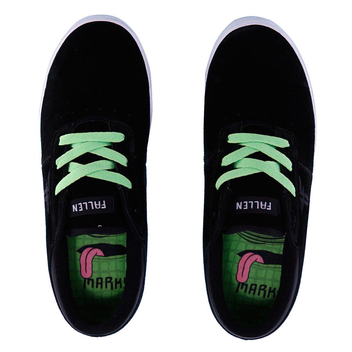2d1f256a Купить кеды Fallen Vice Black/Black (1400512shoes44) в интернет ...