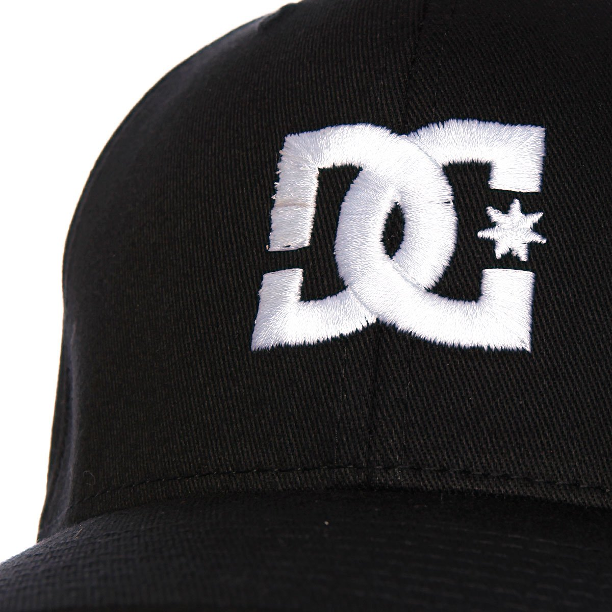 Бейсболка Flexfit DС Cap Star 2 Flexfit Black