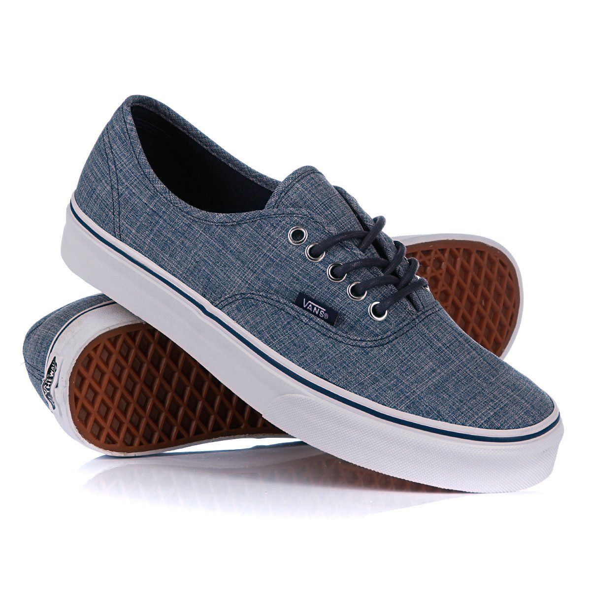 af651a4b93a71d Купить кеды Vans Authentic Grindle Dress Blues (150812vans05) в ...