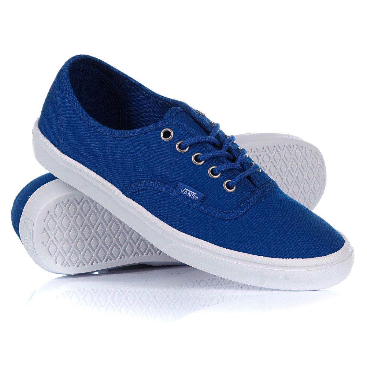 568e252a35e9 Купить кеды Vans Authentic Lite Blue (150812vans10) в интернет ...