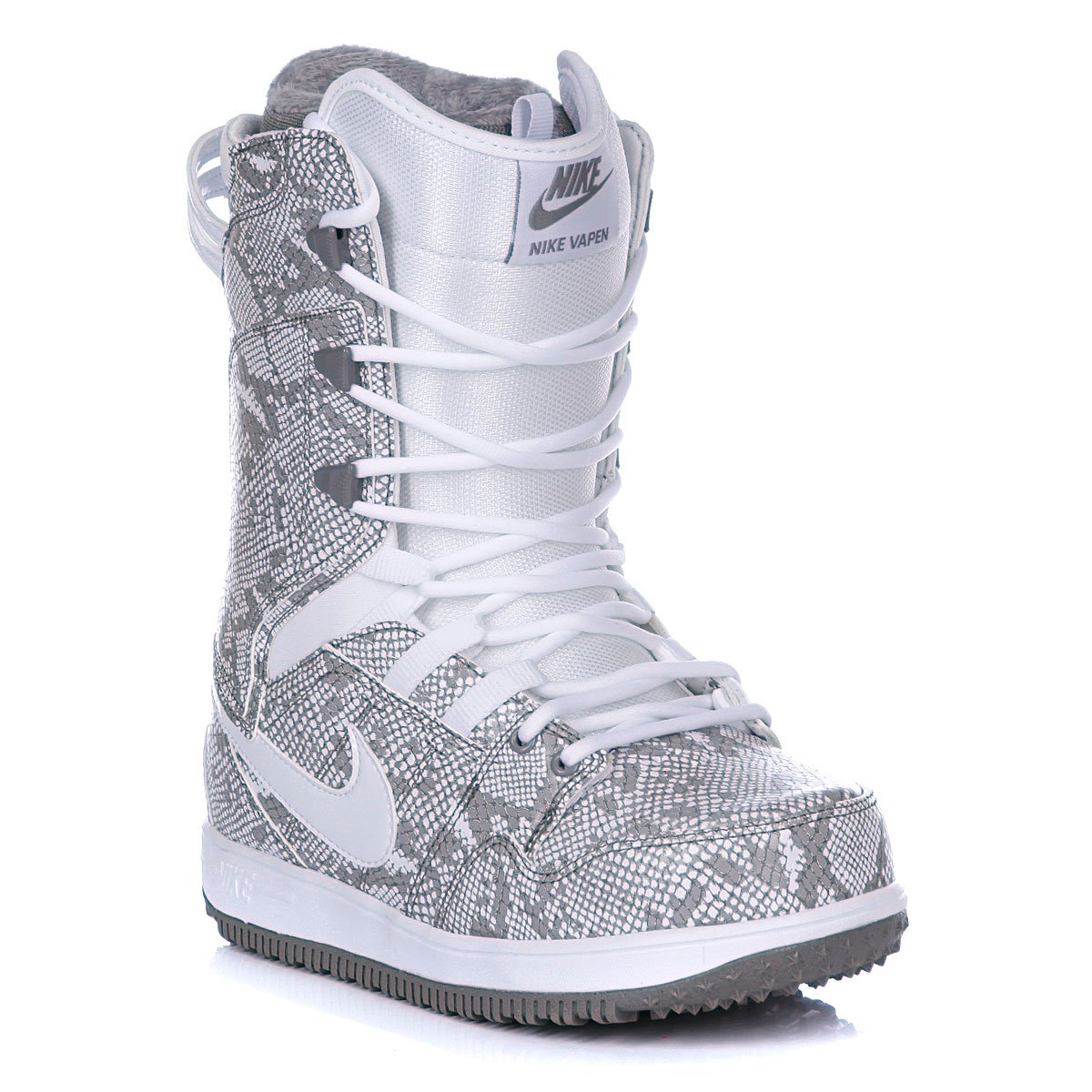 40e963c3 Купить ботинки для сноуборда женские Nike Vapen White/White (447124 ...