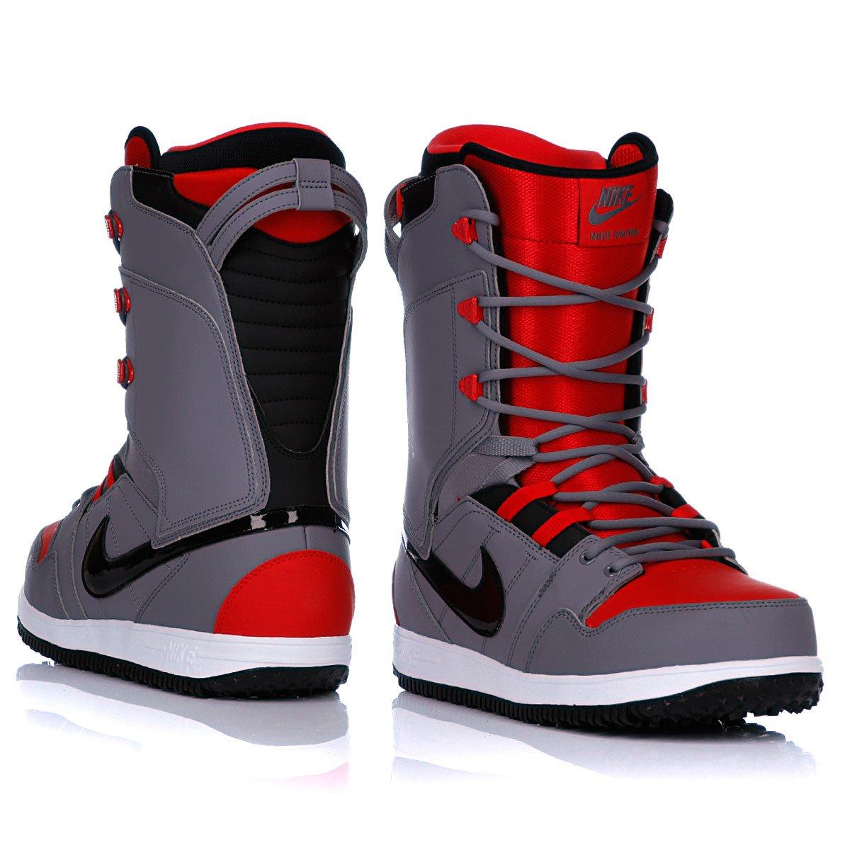 1ab9f536 Купить ботинки для сноуборда Nike Vapen Charcoal/Black (447125-006 ...