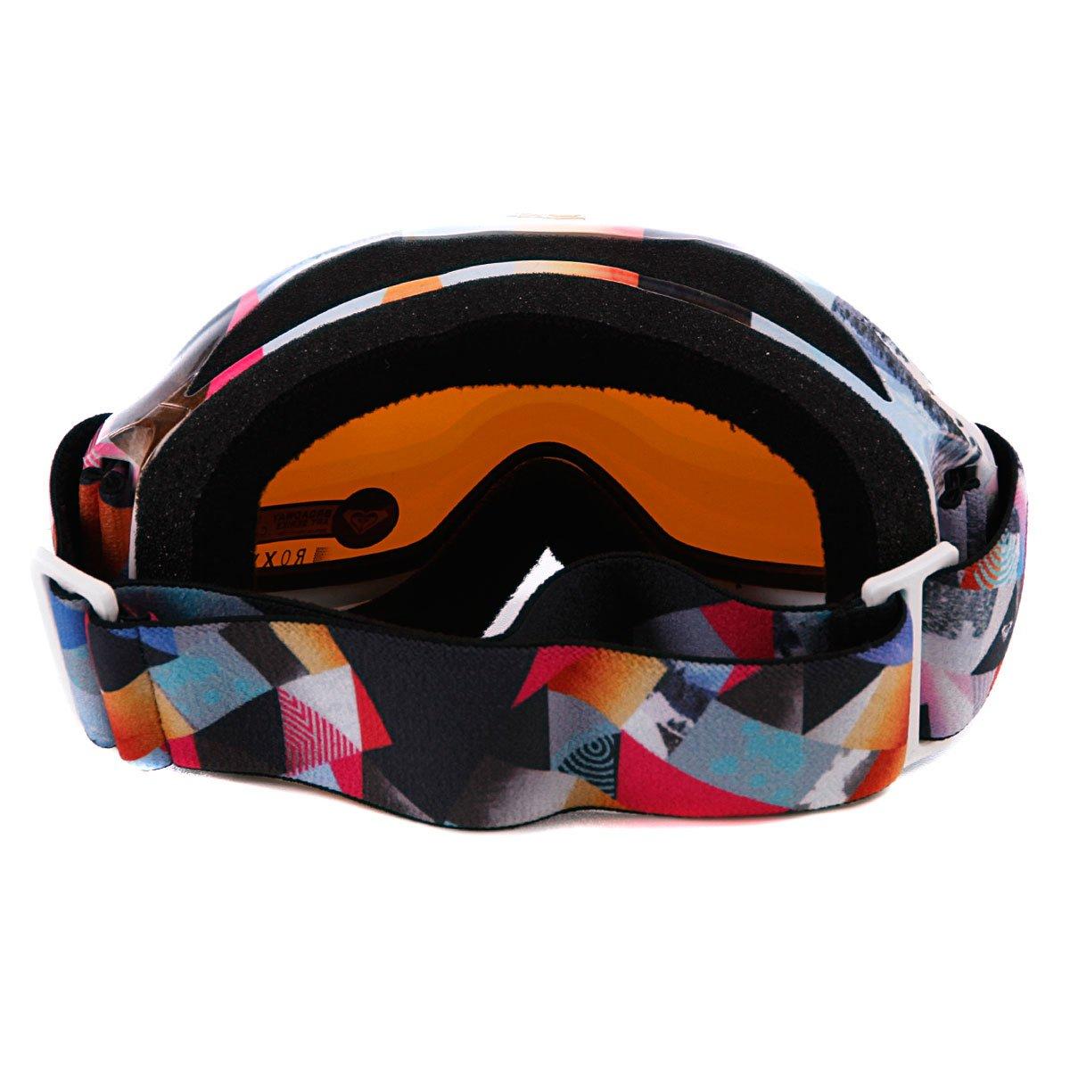 Купить маску женскую Roxy Broadway Art Series Orange Chrome (RGRB02 ... ec0fe70c42f