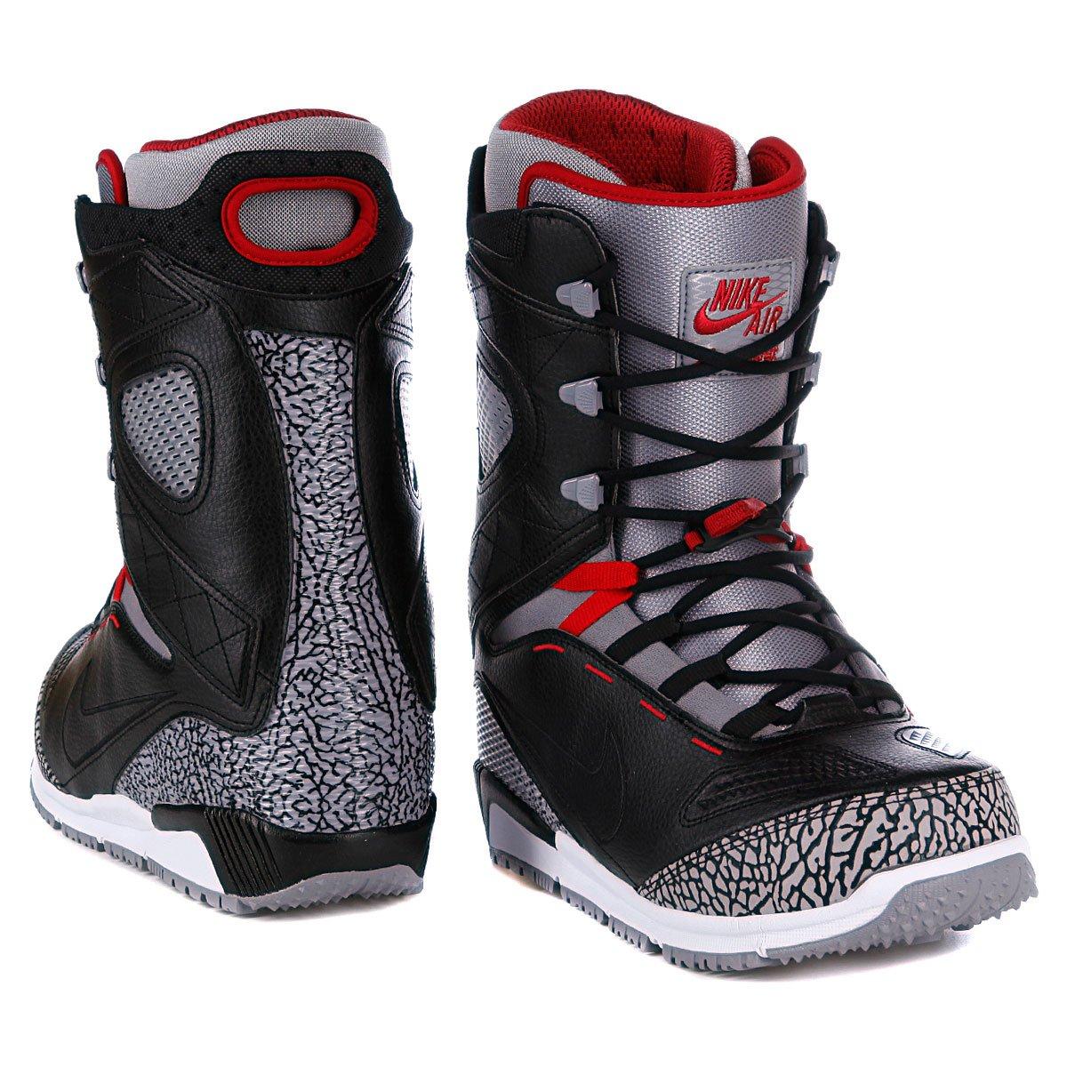 4b2a6dc2 Купить ботинки для сноуборда Nike Zoom Kaiju Black/Black (376276-003 ...