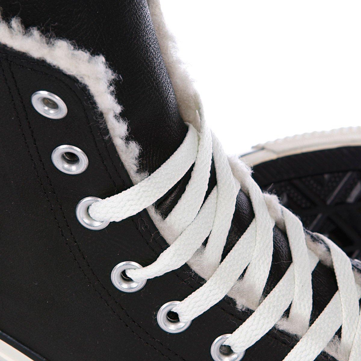 ec66fd3b4926 Купить кеды утепленные Converse Chuck Taylor Hi Black Fur ...