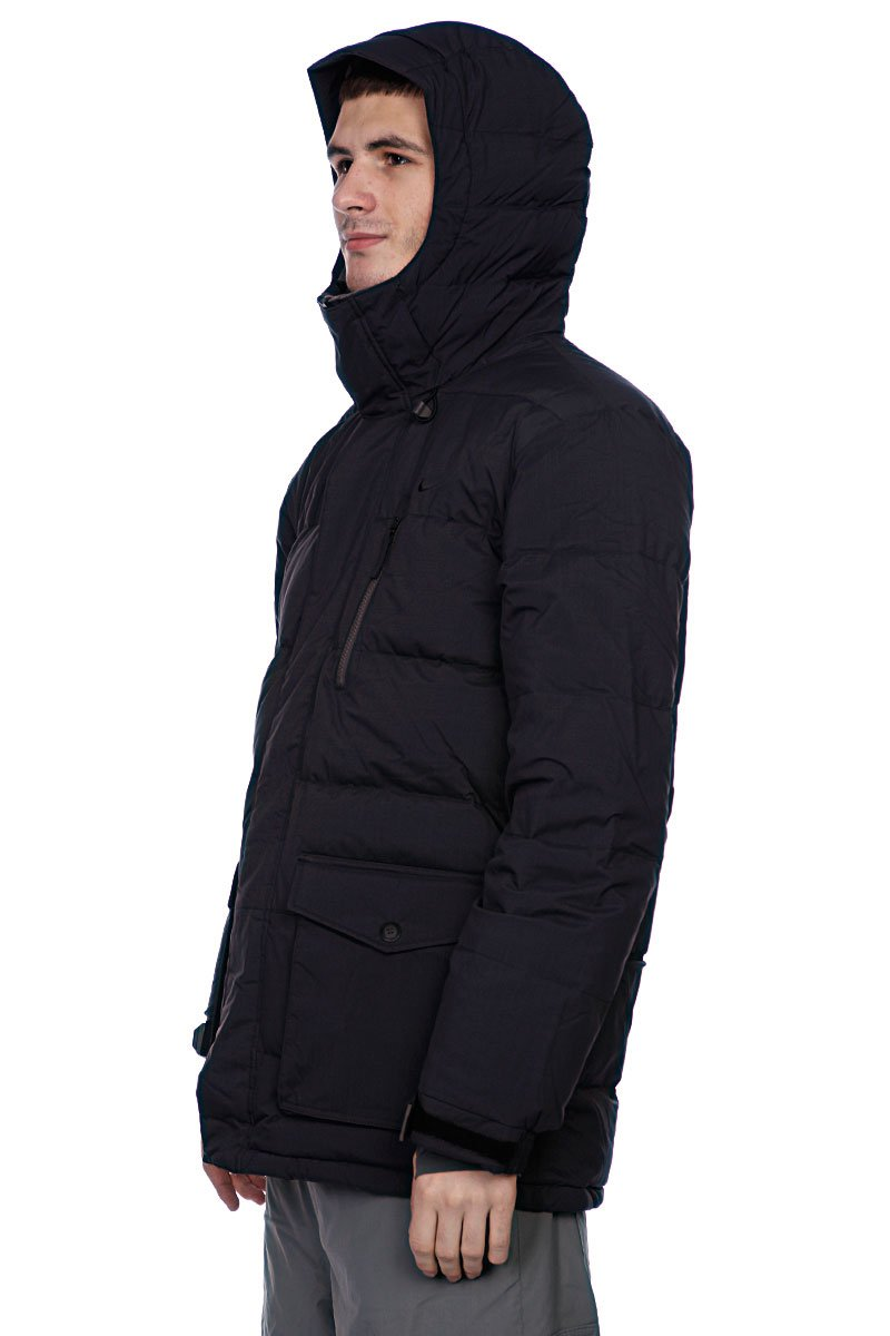 044a01ef Купить куртку пуховик Nike Proost Down Jacket Black/Black (479673 ...