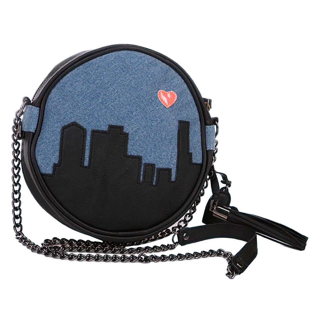 6fcd1c88e110 Купить сумку женскую Stussy X Love Made Purse Indigo (291012fred53) в  интернет-магазине Proskater.by