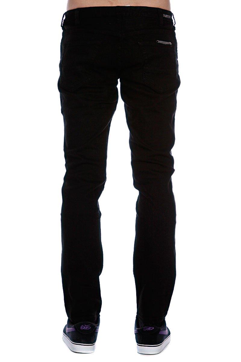 5e9a47d8435 Купить джинсы мужские зауженные Burton Mns Slim Fit True Black ...