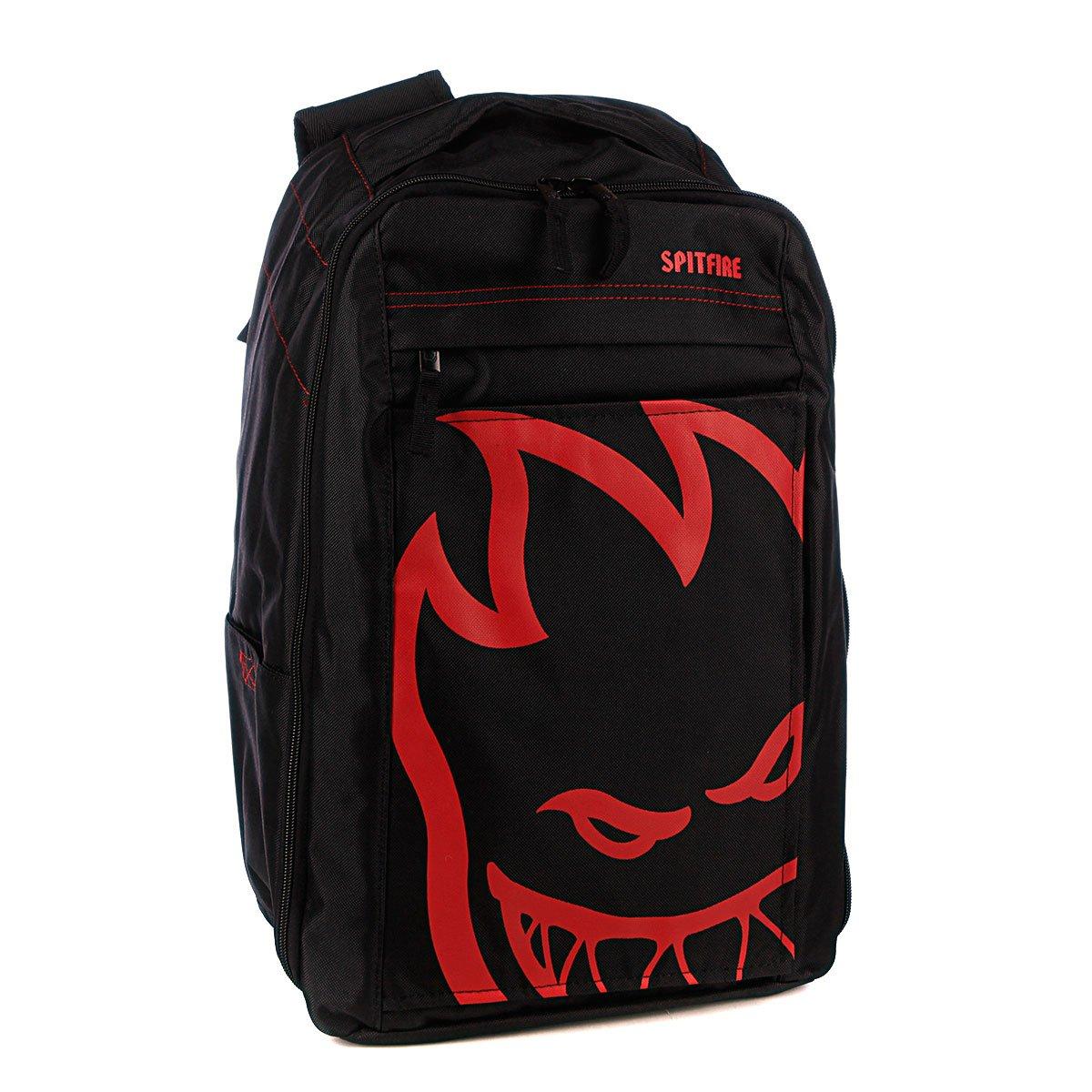 edf53fdec2ae Купить рюкзак городской Spitfire Bighead Black в интернет-магазине ...