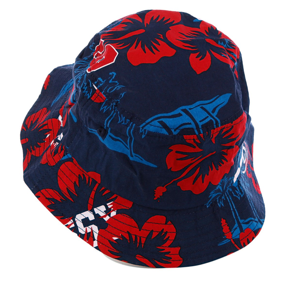 f551b24b9a9 Купить панаму Stussy College Floral Bucket Hat Navy в интернет ...