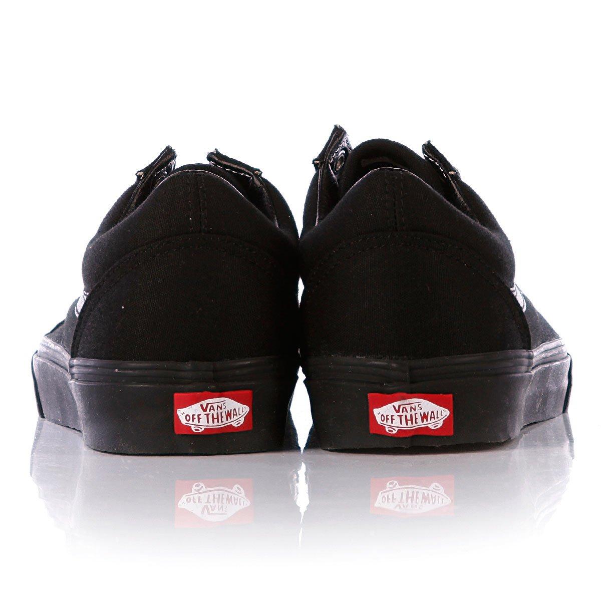 Купить кеды низкие Vans Old Skool Black Black в интернет-магазине ... dbb4e5a85a6