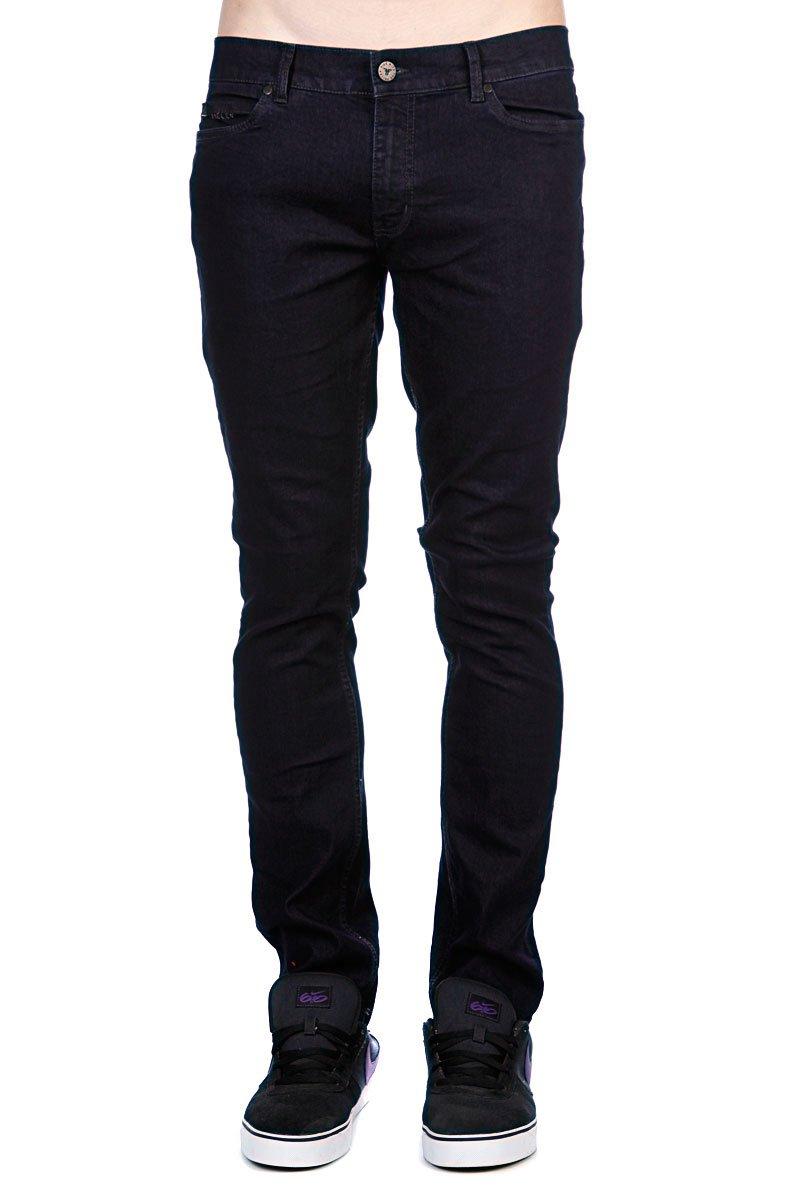 bb9c943456f Купить джинсы мужские зауженные Fallen Winslow Denim Pant Black ...
