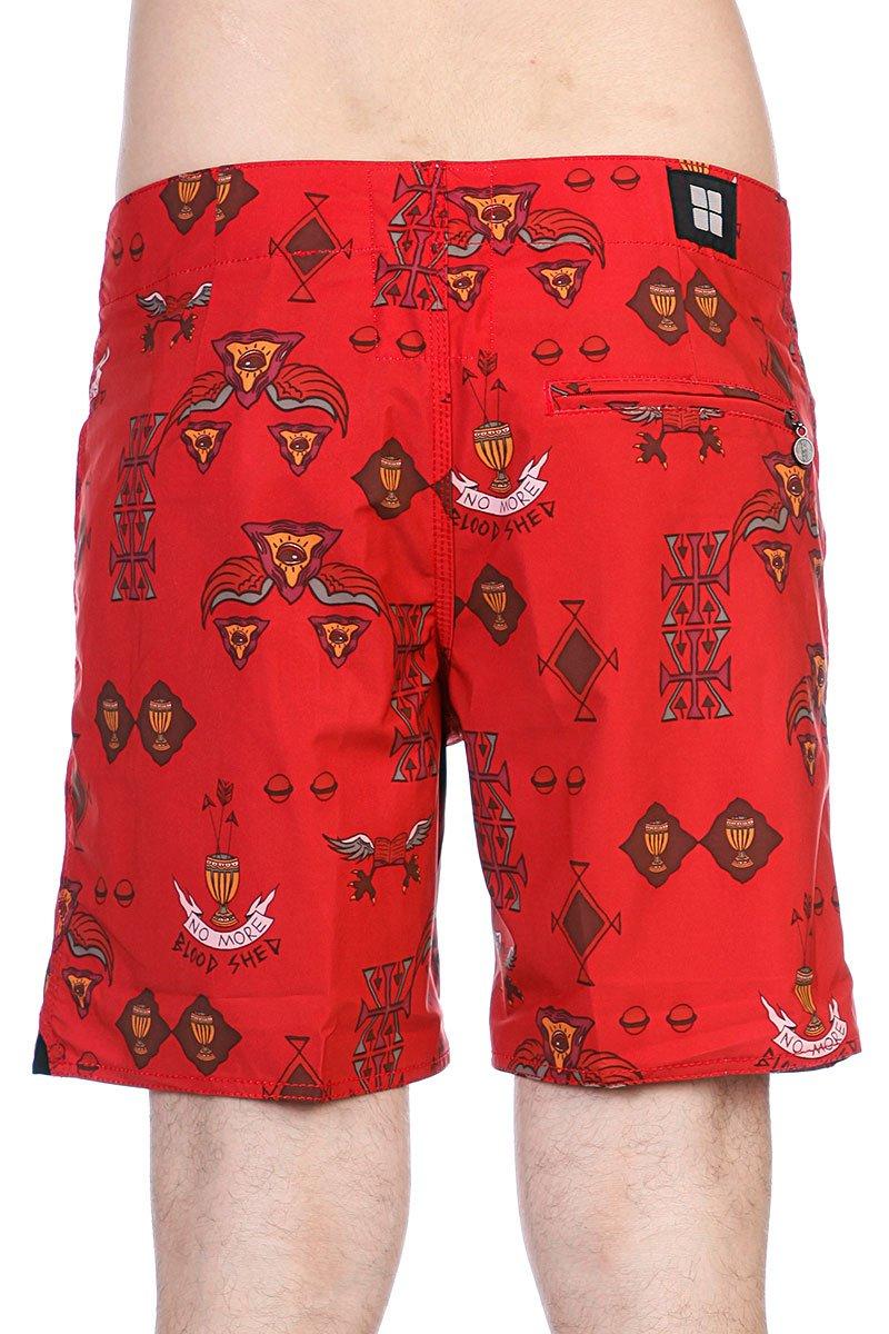 Пляжные мужские шорты Insight Snake Brain Mid Flustered