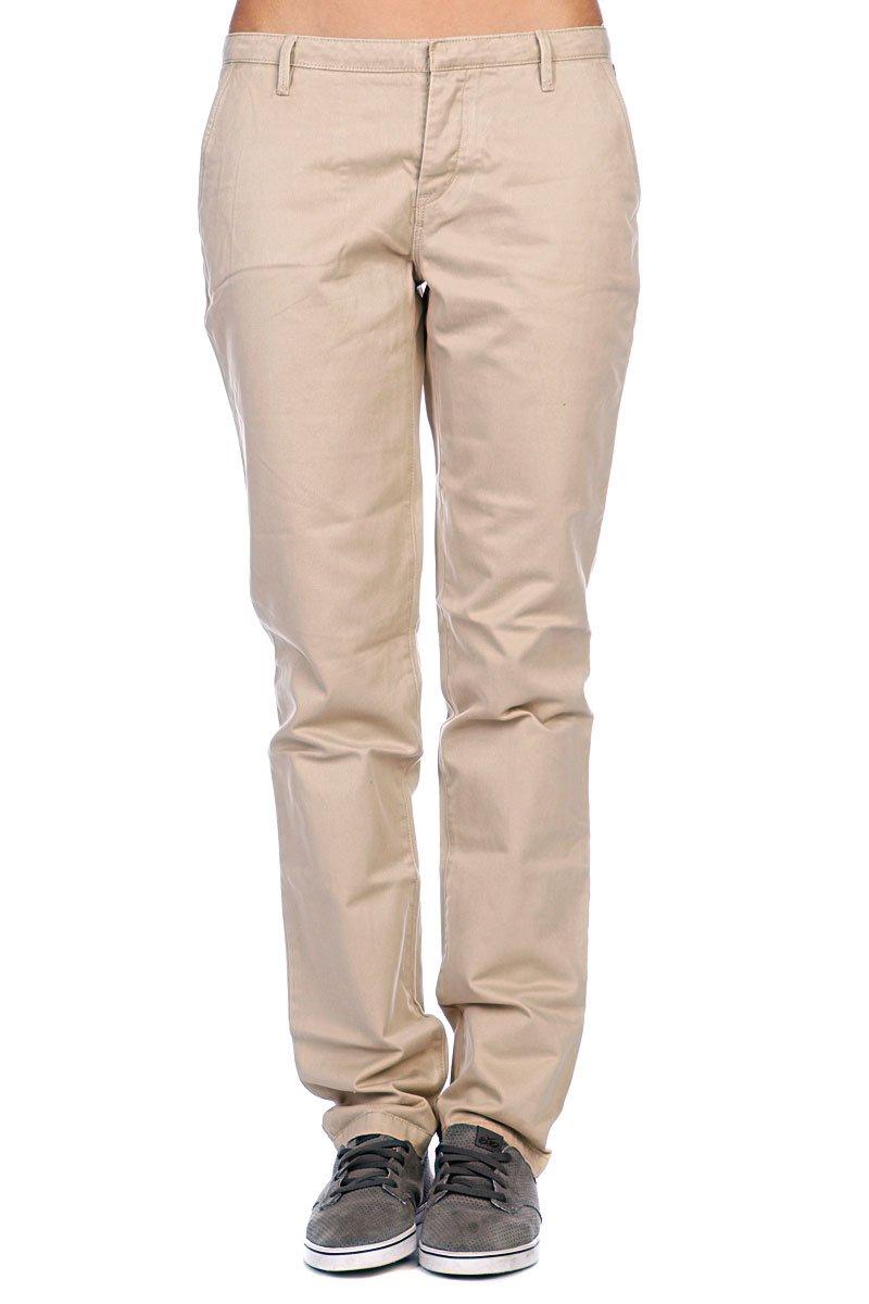c3adbb1db51c Купить штаны женские Quiksilver Glenroy Beige (KTWPT012) в интернет-магазине  Proskater.by