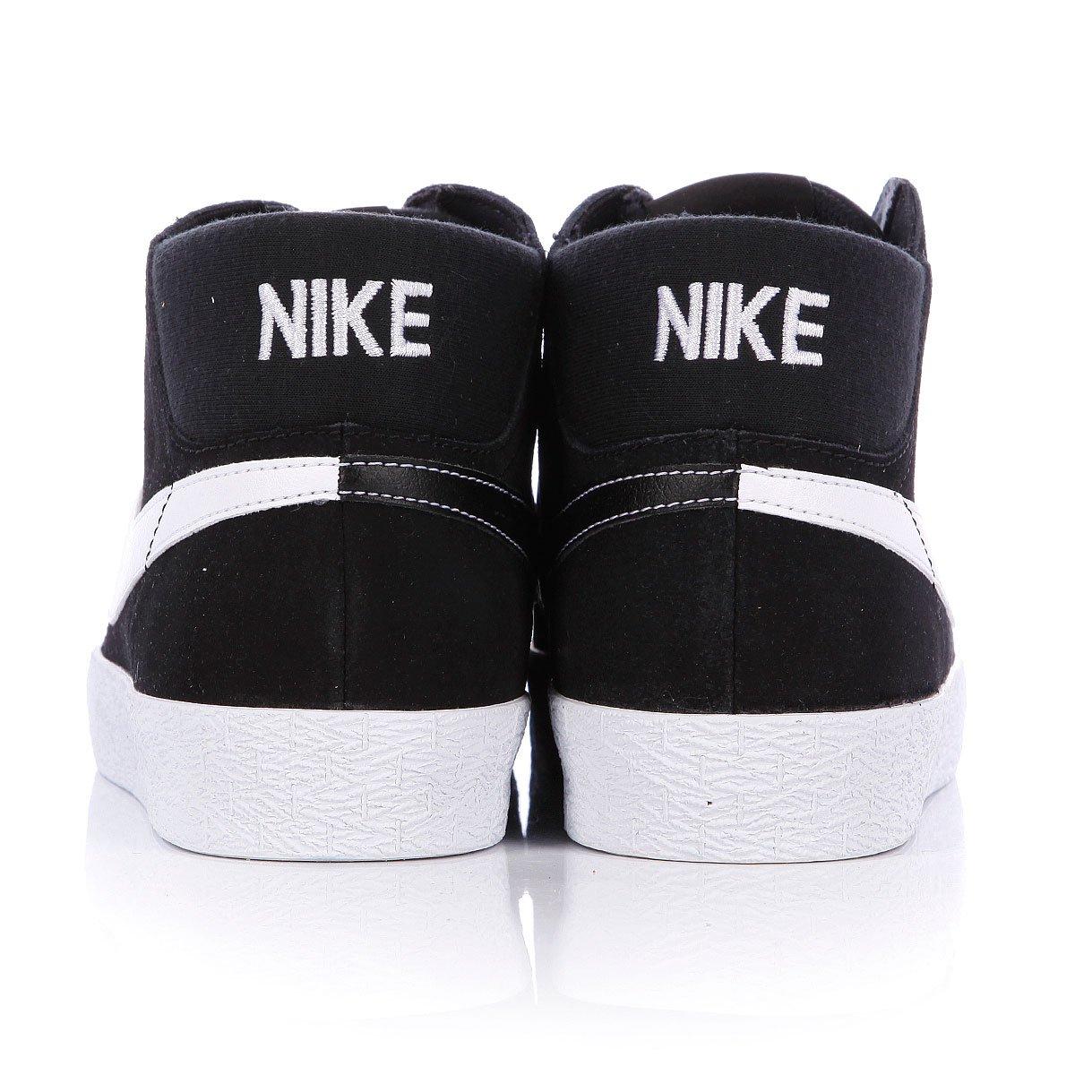 fc20b86f Купить кеды высокие Nike Blazer Mid LR Black/White (510965-004) в ...