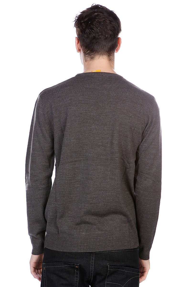 Свитер Enjoi Good Head Sweater Charcoal/Heather