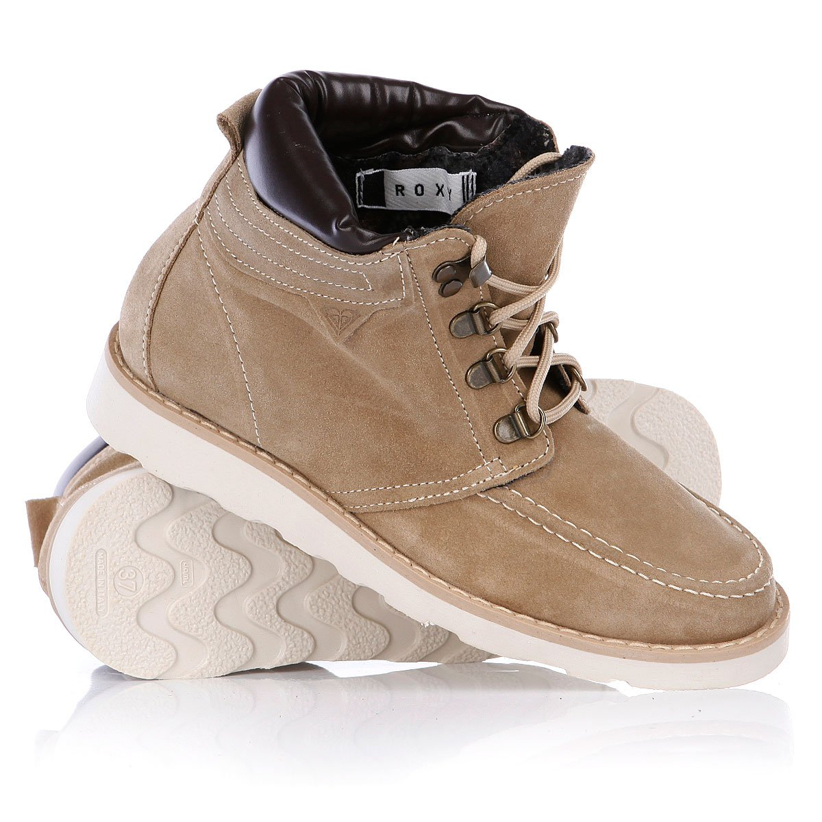 5f03945323aa Купить ботинки женские Roxy Joelle Iii Sand (WTWSL293) в интернет ...