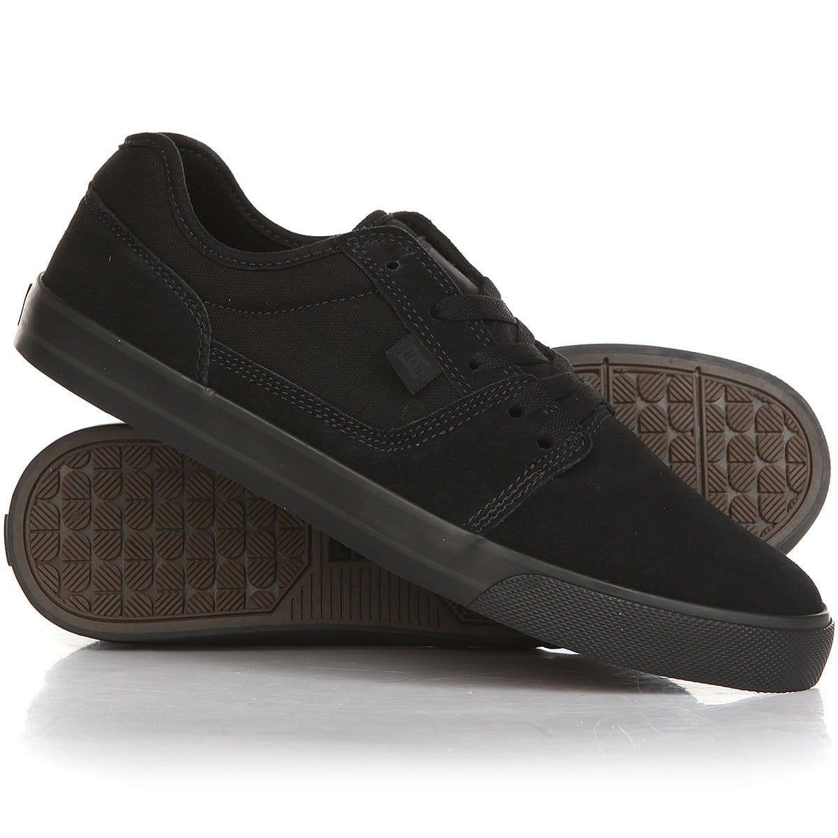 5dd31d2543f6 Купить кеды DC Shoes Tonik Shoe Black Black (302905-BB2) в  интернет-магазине Proskater.ru