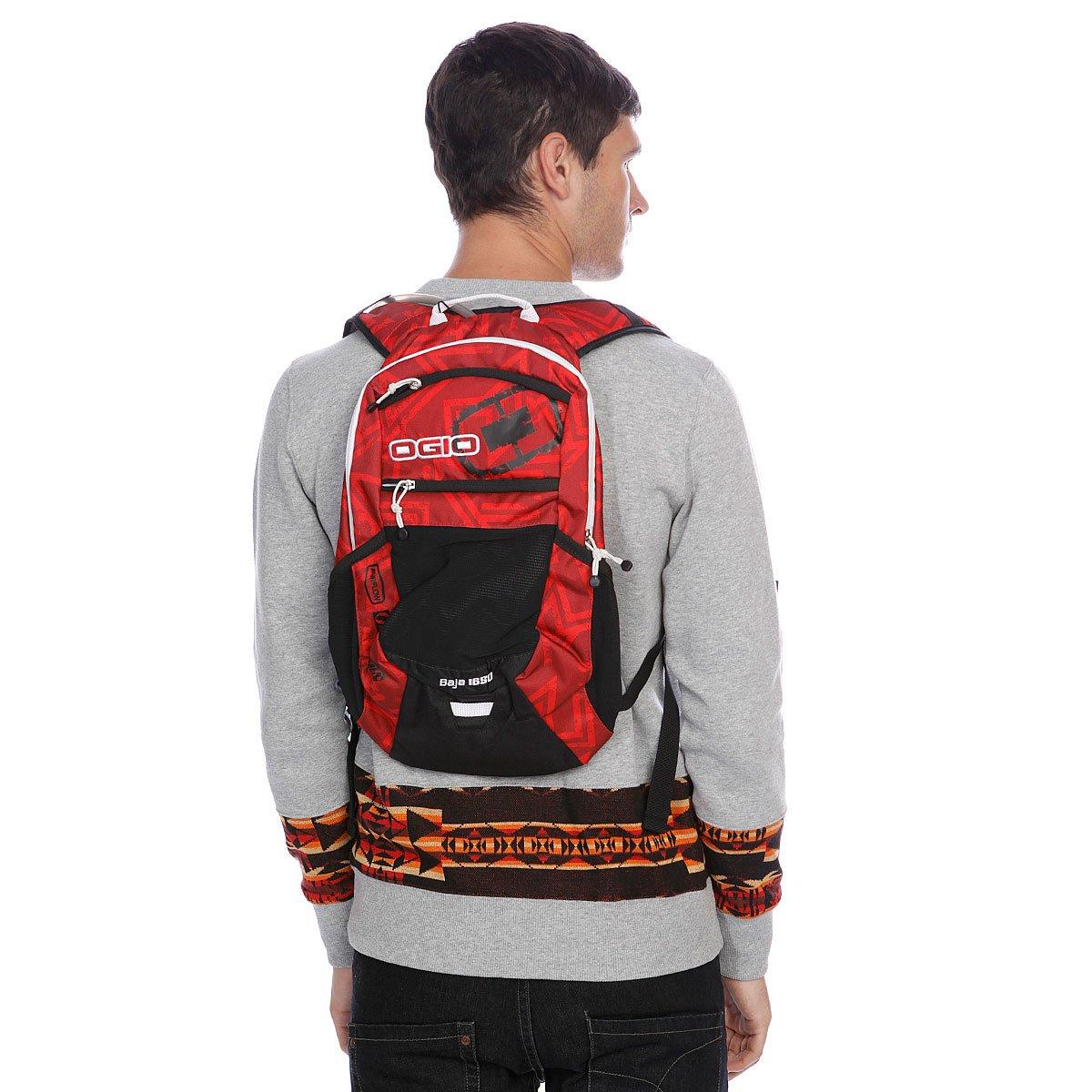Рюкзак ogio baja hydration pack 1650 arithmattak вес рюкзака для второклассника