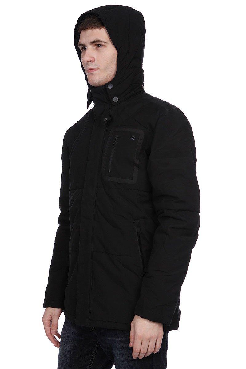 ac5257120be6 Купить куртку DC Coulson Black (DTMJK033) в интернет-магазине ...