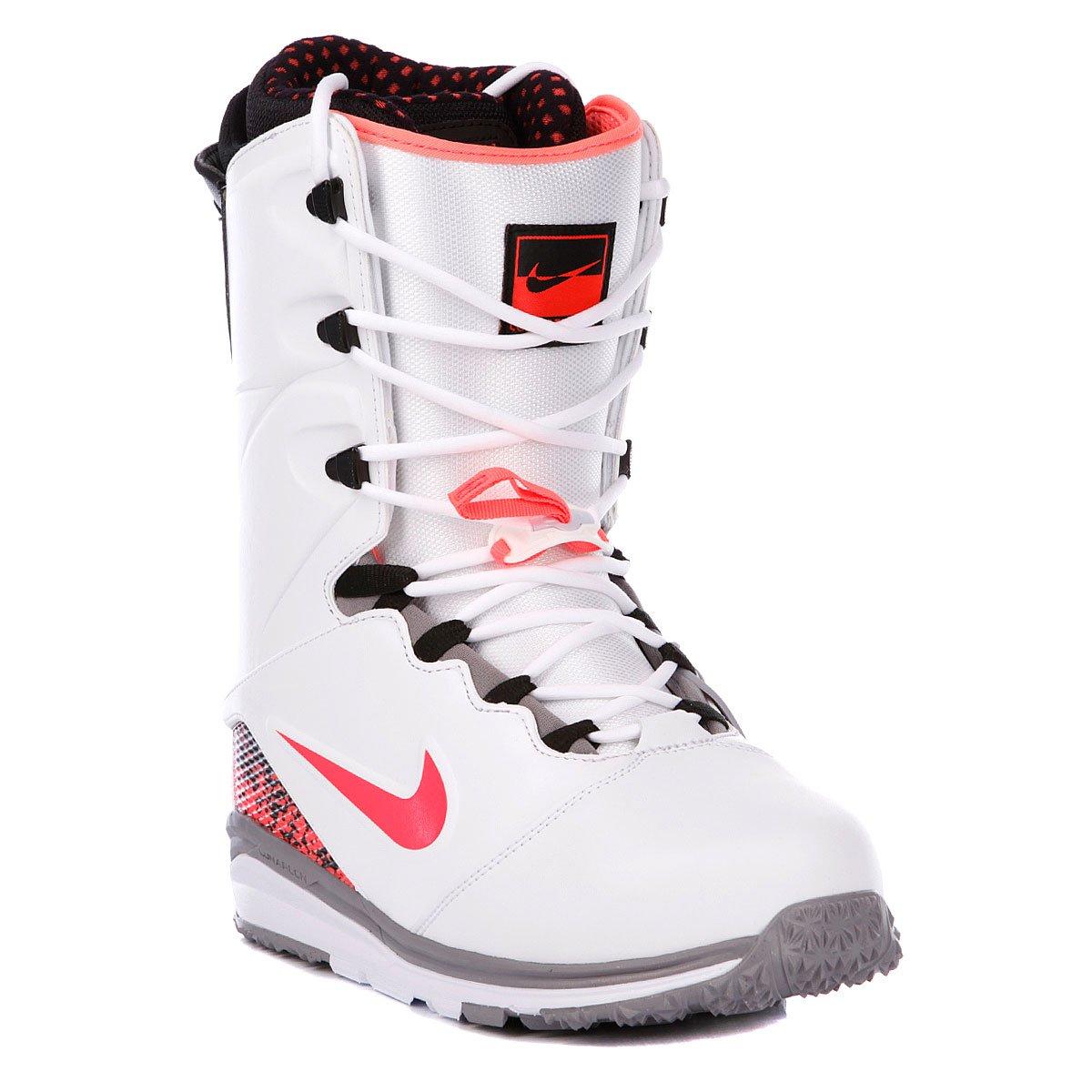 6d4bb715 Купить ботинки для сноуборда Nike Lunarendor White/Hot Lava (586532 ...