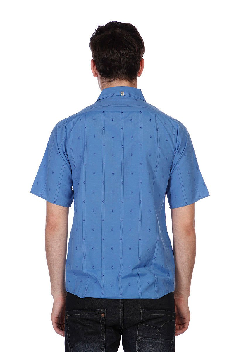 Рубашка Independent Glendora Collared Blue