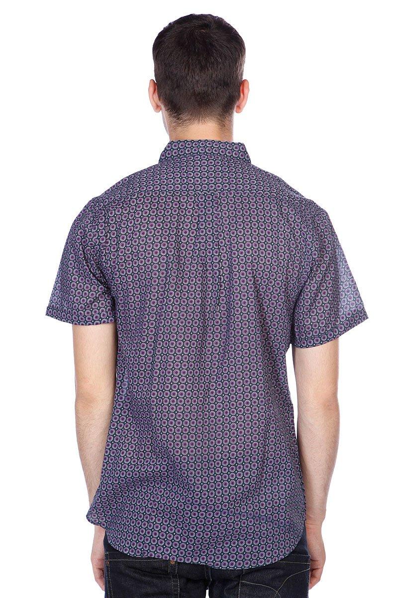 Рубашка Globe Vanguard Shirt Vint Black
