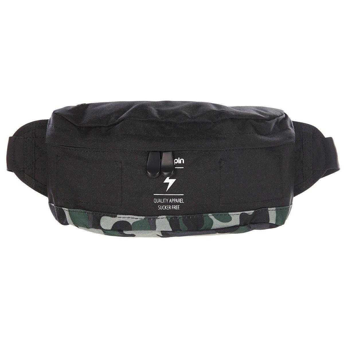75019316dd2d Купить сумку поясная TrueSpin Seals Black/Camo в интернет-магазине ...