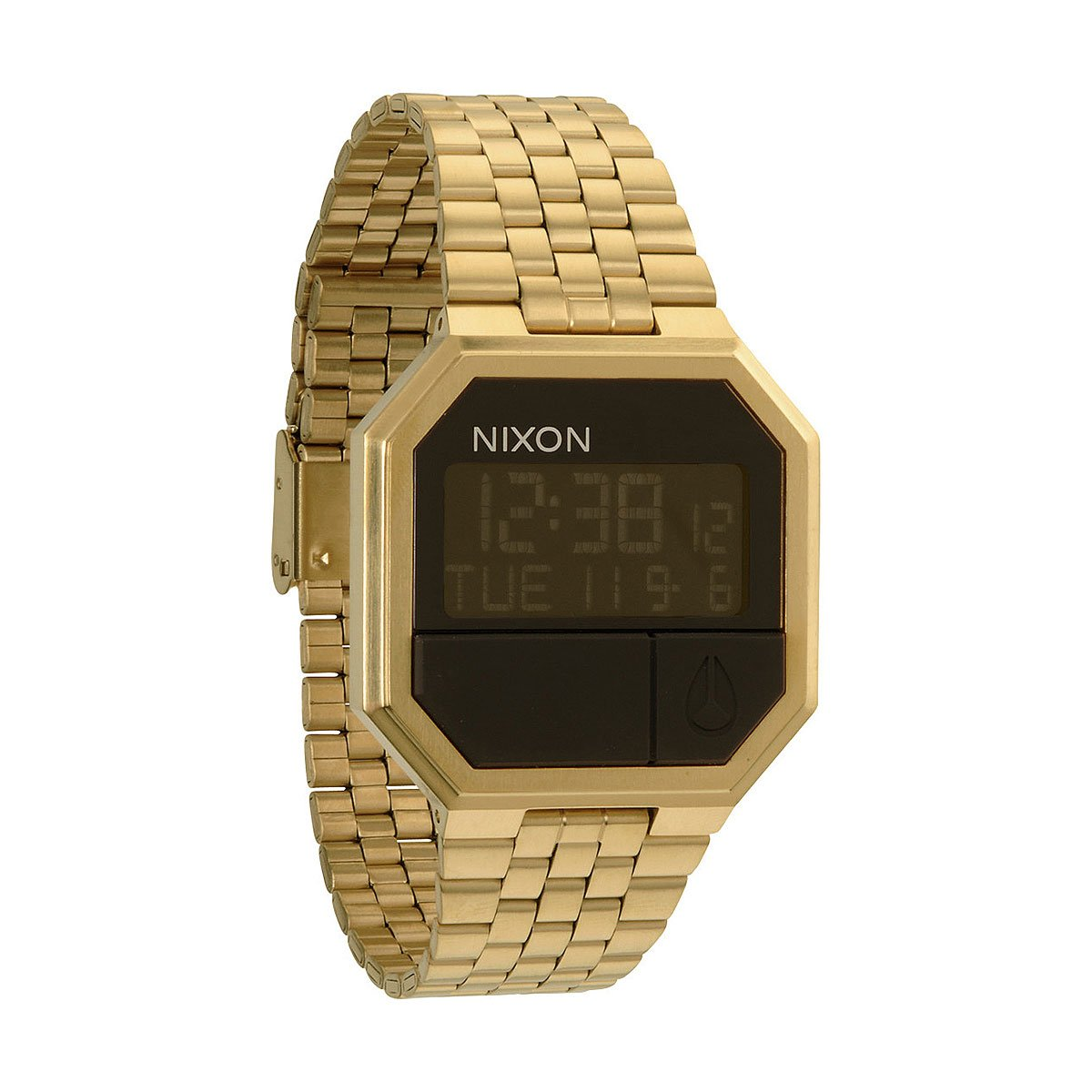 c89d86b4 Купить часы Nixon Re-run All Gold в интернет-магазине Proskater.by