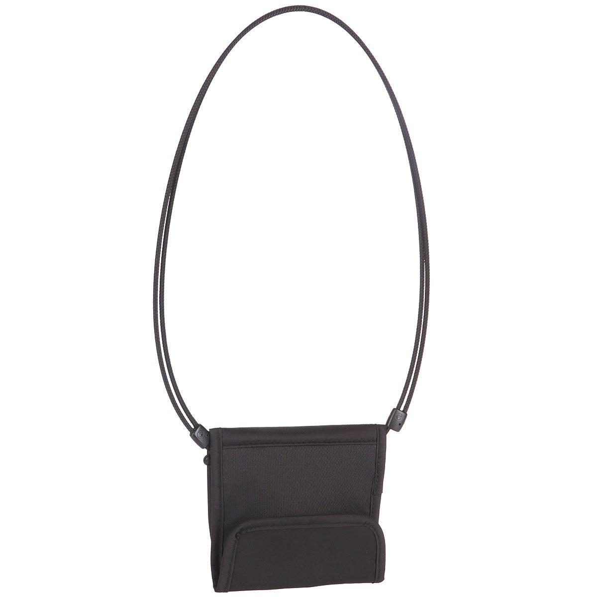 сумка pacsafe на пояс coversafe 100 : Pacsafe coversafe black