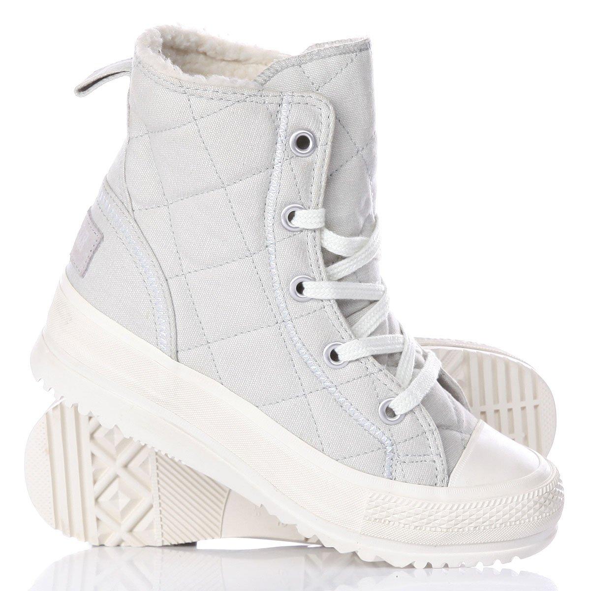 be3a2c21e28b Купить кеды утепленные женские Converse 532324 White в интернет ...