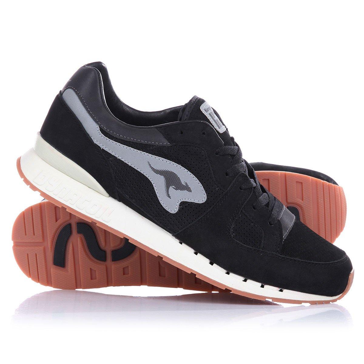 3f41bd49 Купить кроссовки Kangaroos Coil R1 Nubuck Black/Mid Grey в интернет ...