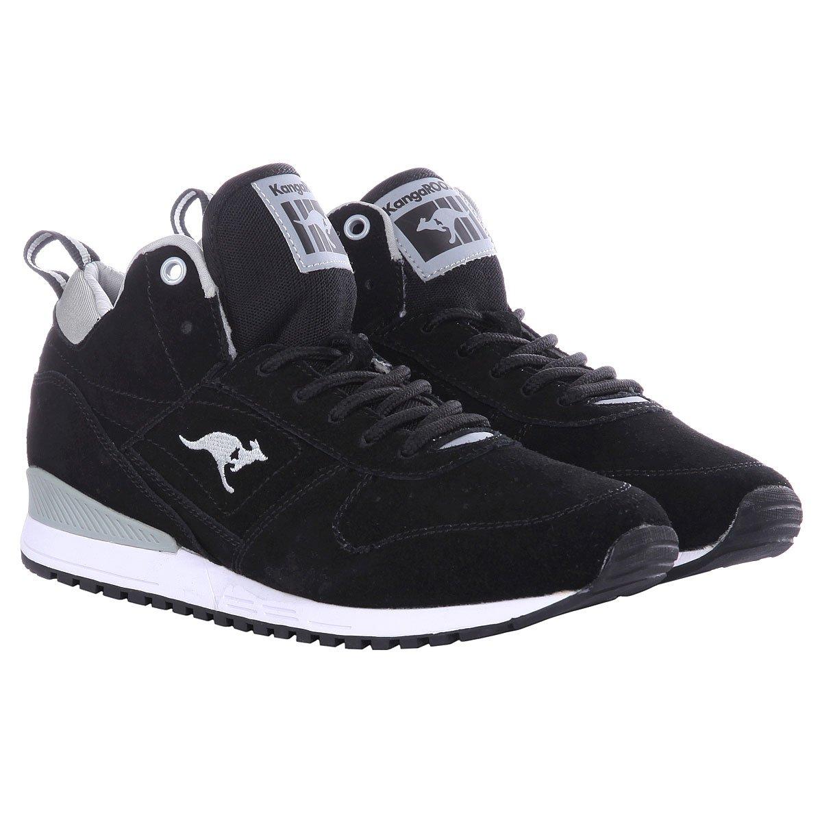 7aa9ebb7 Купить кроссовки Kangaroos Frenzy Roos Black/Semi Grey в интернет ...